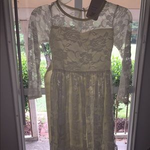 Other - Little girls lace dress. NEW